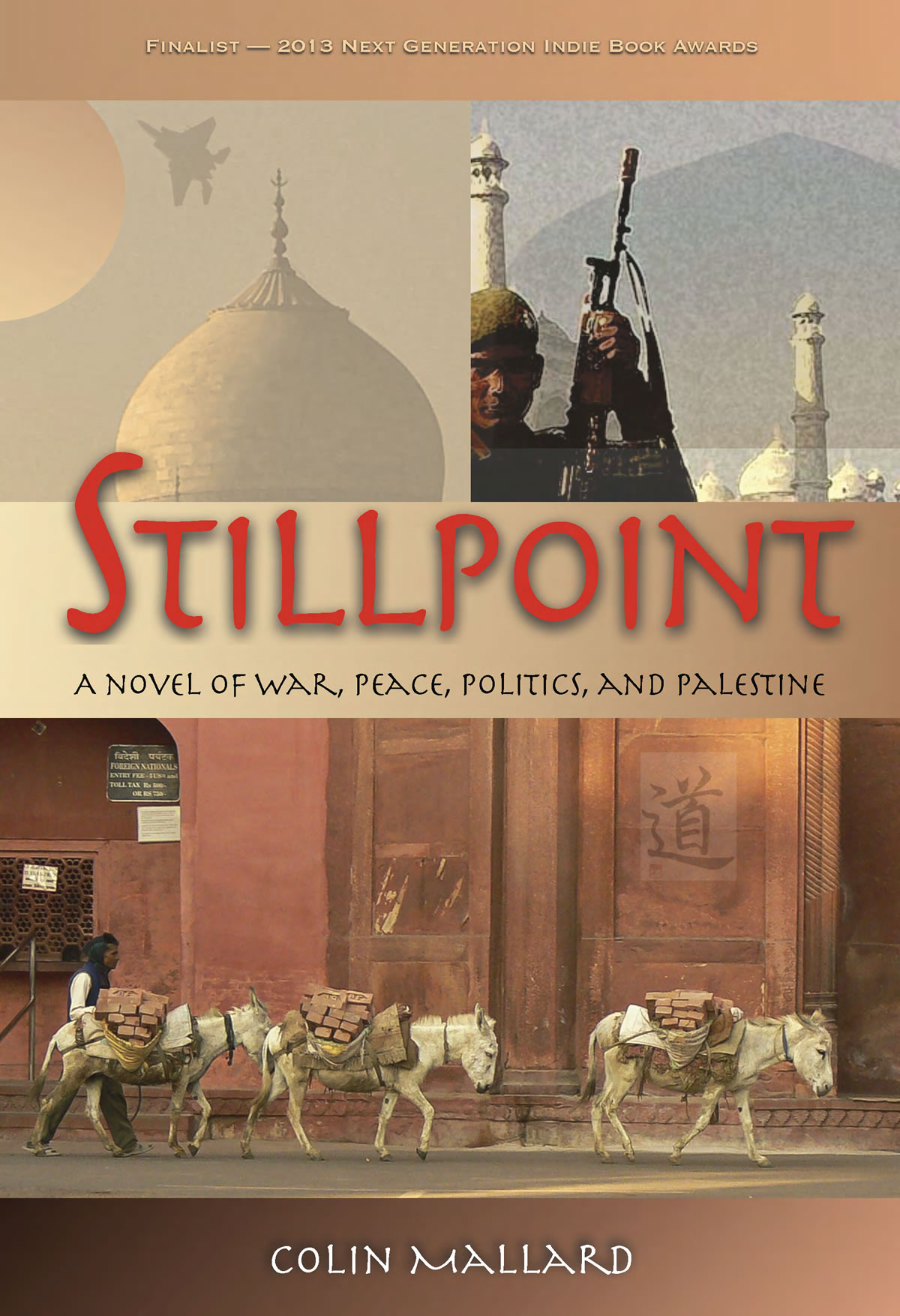Stillpoint Novel Cover